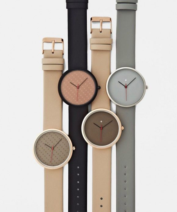 Minimal watch collection by New Zealand-based men's fashion label, I Love Ugly