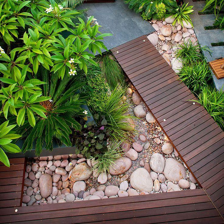58 best Garten: Wellnessort. images on Pinterest   Garden deco ...