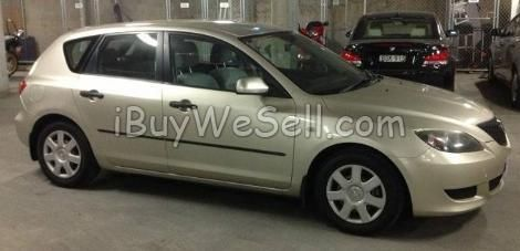 Great Hatchback for sale, will not last at this price. Mazda 3 2005, manual with power windows, cruise control