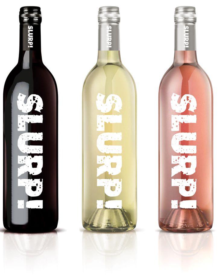 De range Slurp! wijnen van Ilja Gort.