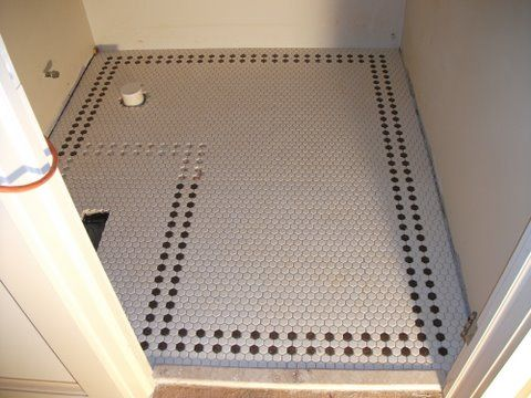 Bathroom Tiles Mosaic Border 78 best tile images on pinterest | homes, bathroom remodeling and