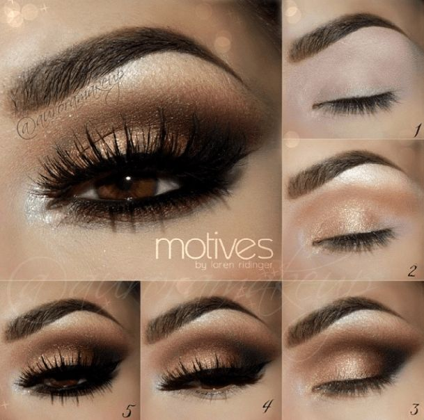 Here are 15 step-by-step smoky eye makeup tutorials for beginners, from Styles Weekly: A smoky eye is a must in any girl's makeup repertoire, it's simply essential to be able to work a smoky eye at short notice, with a range of different colours. We've gathered some of our favourite smoky eye looks in one [...]