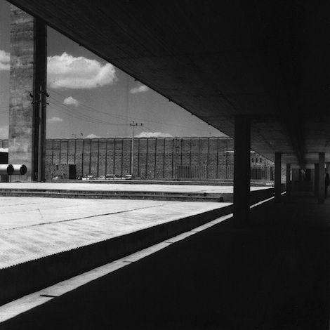 icaronycteris:    Vehículos Automotores Mexicanos, San Mateo Atenco, Toluca, Estado de México, 1964 [hoy parte de Barcel] - Carlos Mijares   Vehiculos Automores Mexicanos (VAM) company (now Barcell),Paseo TollocanSan Mateo Atenco, Edo. Mexico, Mexico 1964