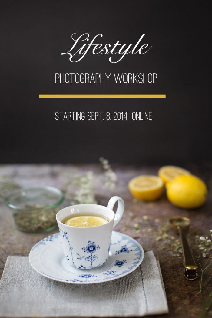 Giveaway | Lifestyle Photography Workshop