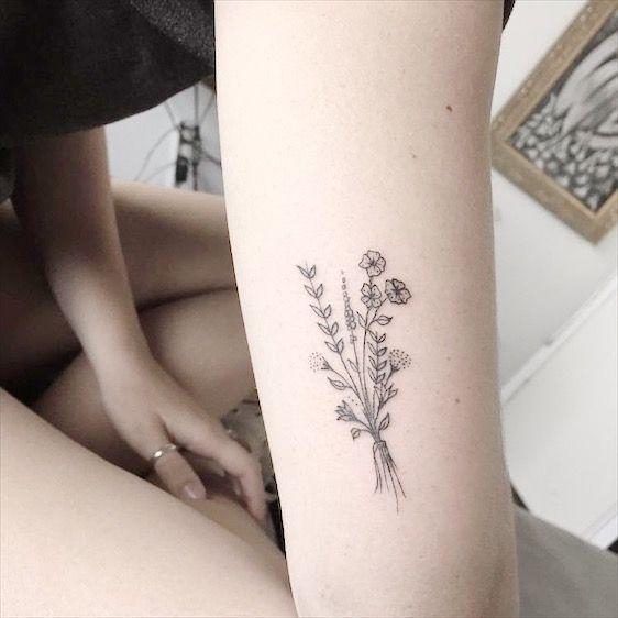 Flowers I'd like