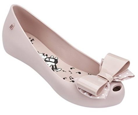 Disney Discovery- Minnie Mouse Melissa Shoes