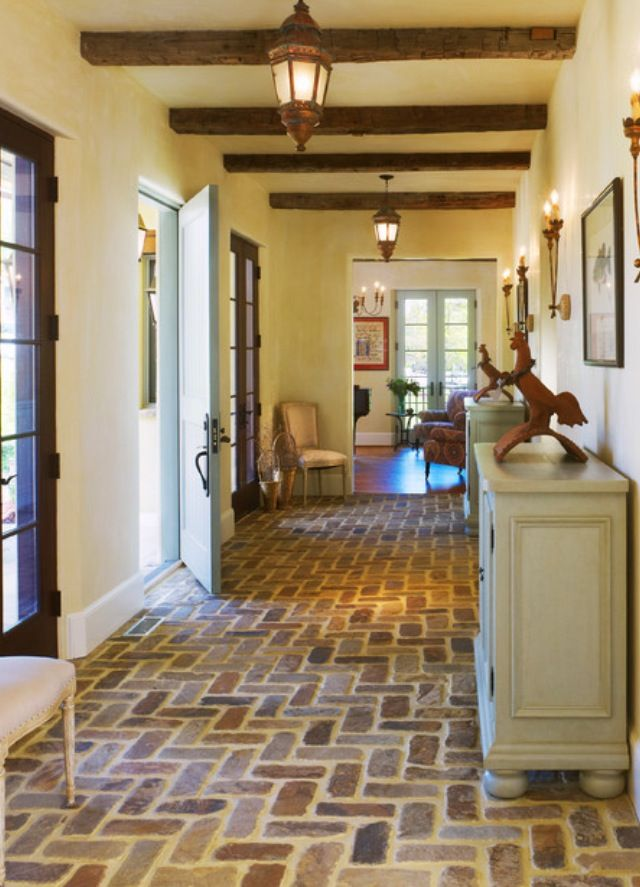 stone flooring has so many benefits!