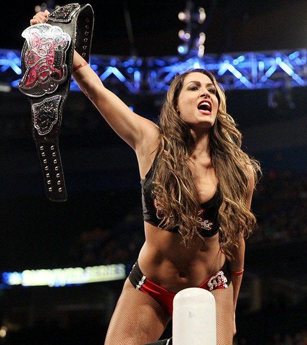 Nikki bella hi i 39 m nikki bella i 39 ve had a bad past so don - Diva nikki bella ...