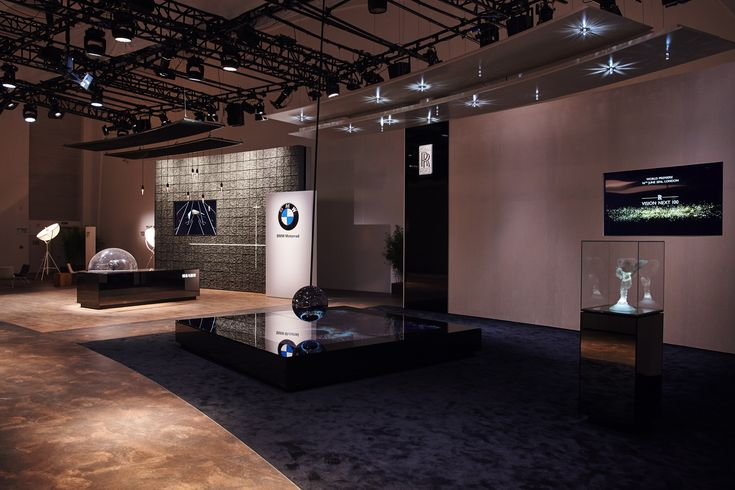 """BMW Group is bringing its vision of the future to life through the vision vehicles of its four brands and through """"Iconic Impulses. The BMW Group Future Experience"""""""