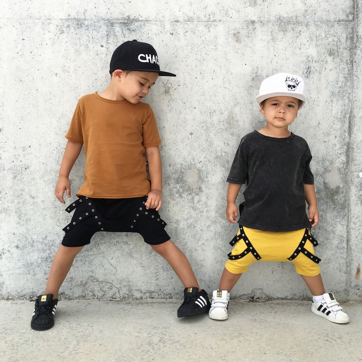 G'D UP FROM THE FEET UP || . From the sneakers to the SnapBack these Lil's got street styyyle for miiiiles! Tall Tee and Commando shorts online now! . AFTERPAY AVAILABLE  #kidsfashion #streetstyle #streetwear #streetfashion #kidsstreetwear