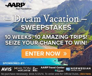 Travel sweepstakes for disney
