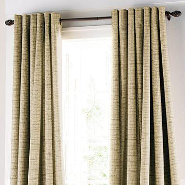 Jewel Tex III Grommet Top Curtain Panel