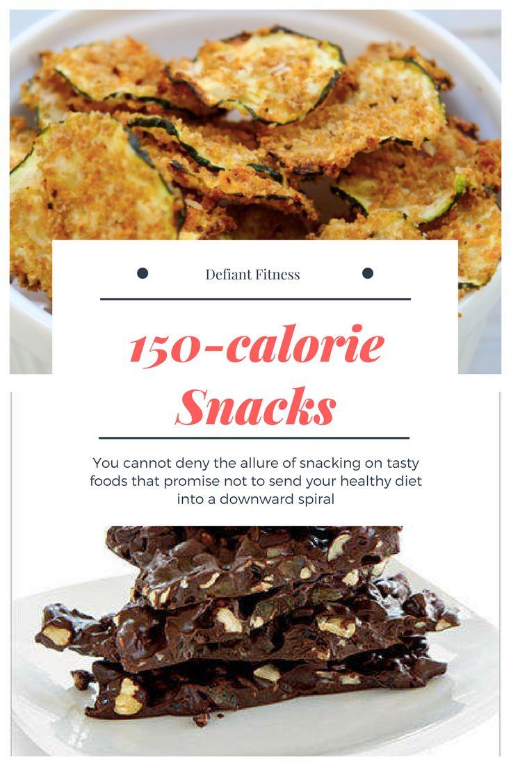 Healthy snacks | Low-calorie snacks | 150-calorie snacks