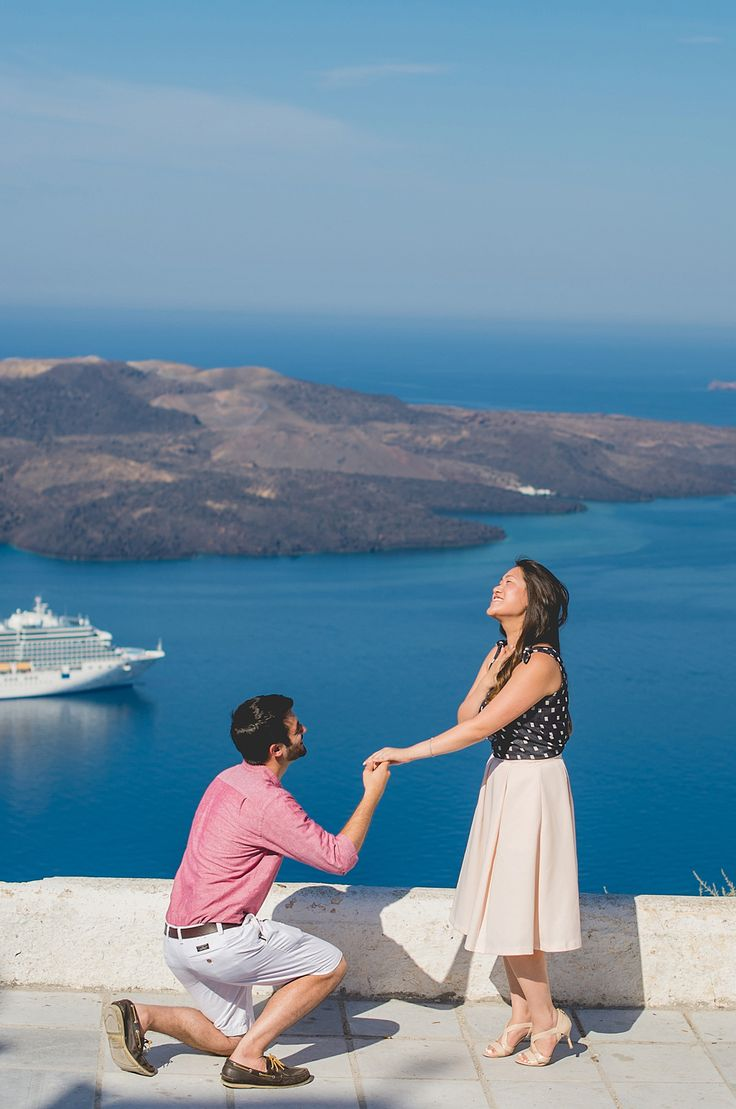 #Prewedding session in Santorini, Greece. Capture by #Phosart Photography & Cinematography See more www.photographergreece.com