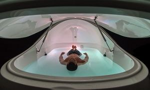 Groupon - $ 45 for One 60-Minute Floating Session in a Sensory-Deprivation Tank at Urban Float ($89 Value) in Kirkland. Groupon deal price: $45
