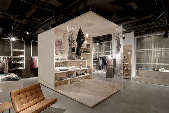 "concept store | ""hugo boss orange"" | shanghai, china | by raiser lopes designers."