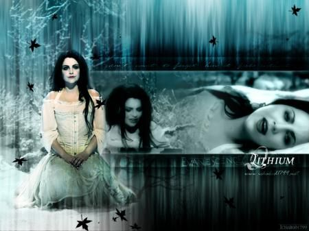 Lithium is one of my favorite Evanescence songs.