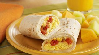ReadySetEat - Easy Breakfast Burritos - Recipes