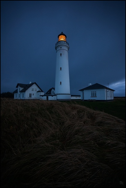 Hirtshals Lighthouse, Denmark  Photo by: Santa Cruiser / Stefan Klaas. flickr