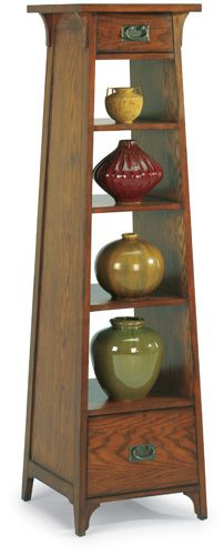 Flexsteel Furniture: Las Cruces Furniture Collection: Las CrucesBook Case (6595-061)
