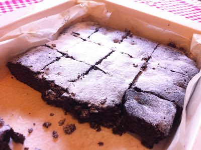 Craving Fresh: Grain-free chocolate brownie recipe