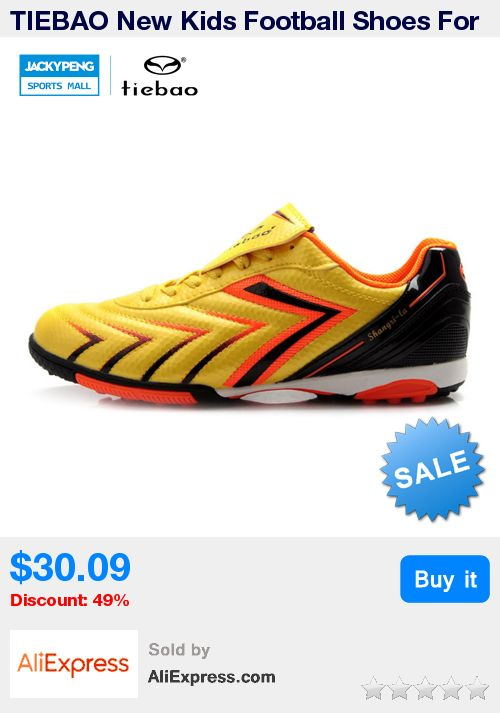 TIEBAO New Kids Football Shoes For Boys Girls Soccer Ball boys TF Soles football shoes kids brand soccer shoes Soccer Shoes * Pub Date: 08:53 Apr 13 2017