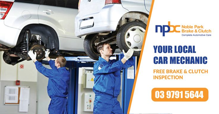 NPBC Automotive Service and Noble Park Brake & Clutch are your local car mechanics found in one convenient location on Cheltenham road Dandenong, and offer you the full range of car repairs and car servicing. #CarMechanic #Mechanic #CarService