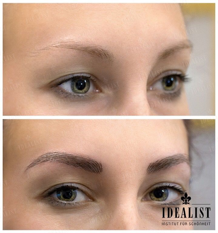 Microblading Augsburg Eyebrows In 2019 Eyebrows - Images ...