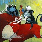 Illustration by commercial Childrens and editorial Illustrator Steven Van Hasten represented by leading international agency Illustration Ltd.   To view Steven's portfolio please visit http://www.illustrationweb.com/artists/StevenVanHasten/gallery/0