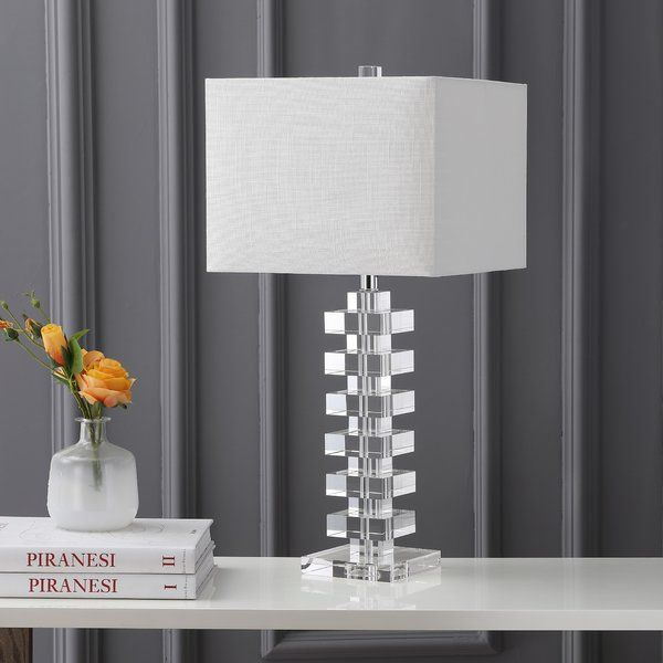 Wolfson Crystal 28 Table Lamp Table Lamp Home Decor Lights Table Lamp Sets
