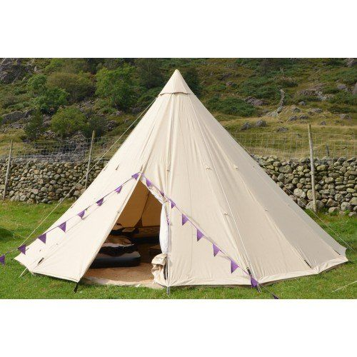 For those who want a very large tipi-style tent this  sc 1 st  Pinterest & For those who want a very large tipi-style tent this | Large ...