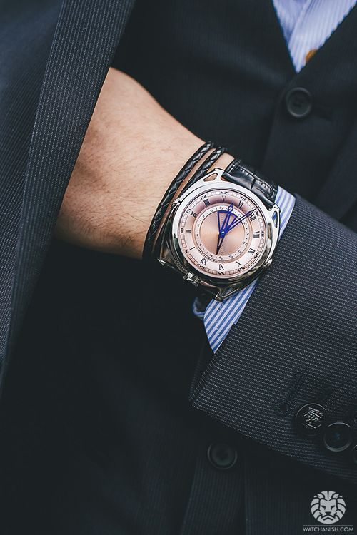 "DeBethune DB27 ""Titan Hawk"" Watch"