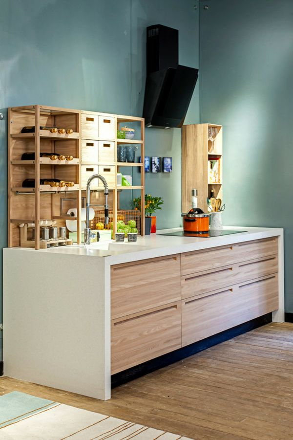 47 best kleine k chen viel platz auf kleinem raum images on pinterest kitchens kitchen. Black Bedroom Furniture Sets. Home Design Ideas