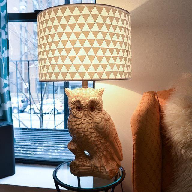 Triangle Lamp Shade