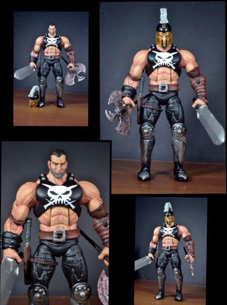 Ares V.10 (Marvel Legends) Custom Action Figure