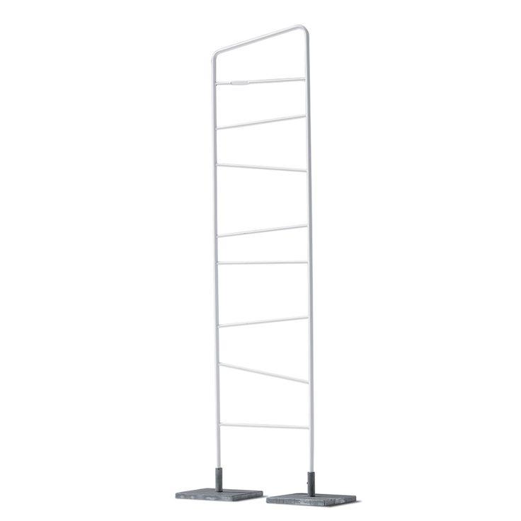 Trellis Spalje 150x30cm, Vit - Stina Sandwall - SMD Design - RoyalDesign.se