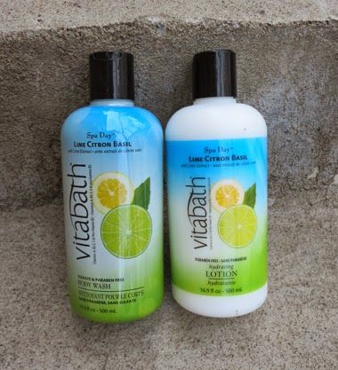Vitabath Summer Scents ~ #Review & #Giveaway