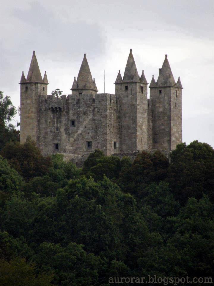 Castle of Santa Maria da Feira, Aveiro