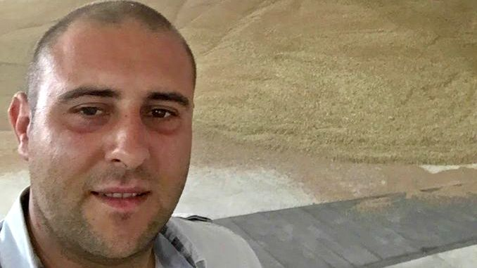 Dragoș Drăghicescu, patronul firmei Longin SRL din Șerbănești, județul Olt, lucrează o suprafață de 5.770 ha de soluri brun-roșcate, care în ultimul an a crescut cu peste 300 ha. Terenurile