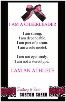 So true if u are in cheer pin it