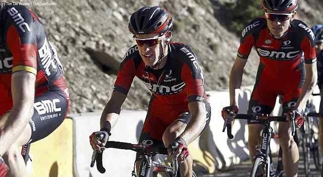 Состав команды BMC на Тур де Франс-2016 http://velolive.com/velo_race/tour/12366-sostav-komandy-bmc-na-tour-de-france-2016.html  Американская команда BMC объявила состав команды на Тур де Франс-2016. Капитанов команды, 31-летнего австралийского гонщика Ричи Порта (Richie Porte) и 27-летнего американского гонщика Тиджея Ван Гардерена (Tejay van Garderen) в борьбе за общий зачёт на трёхнедельной гонке будут поддерживать: 32-летний американский гонщик Брент Букуолотер (Brent Bookwalter)…