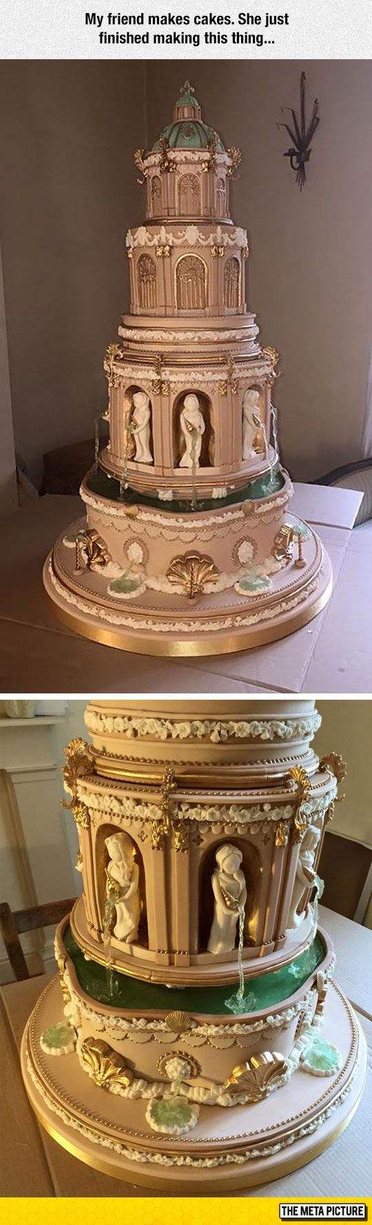 Edible Art, Cake.