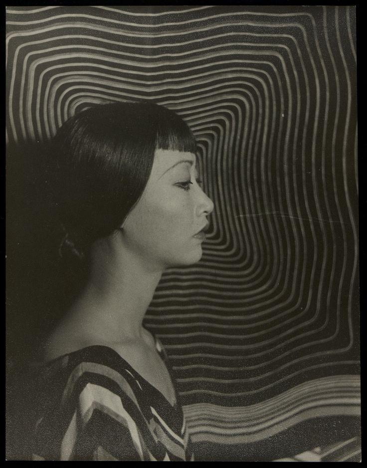 Anna May Wong, 1935 by Carl Van Vechten
