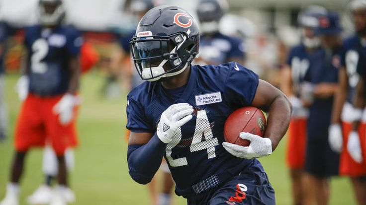 Bears' first training camp practice. Pinned by #CarltonInnMidway - www.carltoninnmidway.com
