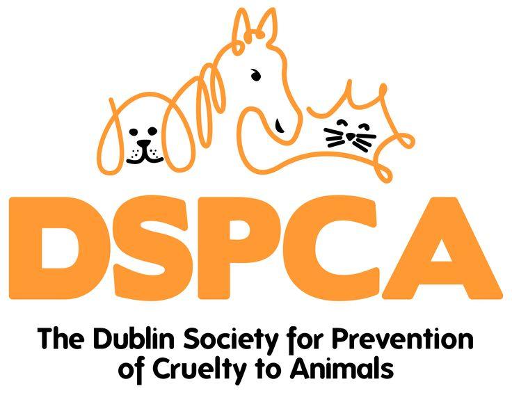 DSPCA logo designed by Mesh Design, Dublin. www.meshdesign.ie