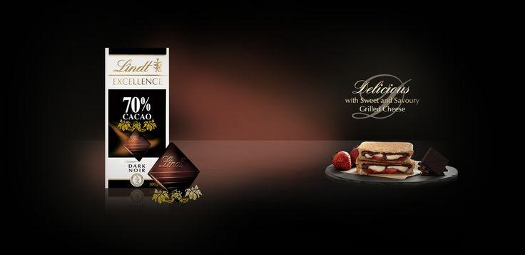 Dark Chocolate 70% Cacao with Food