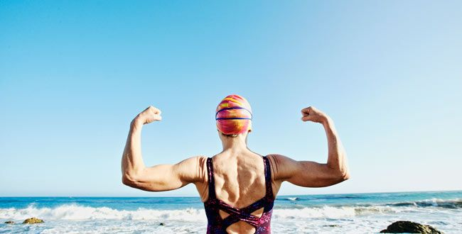 Your 5-Minute Routine For Killer, Ageless Arms