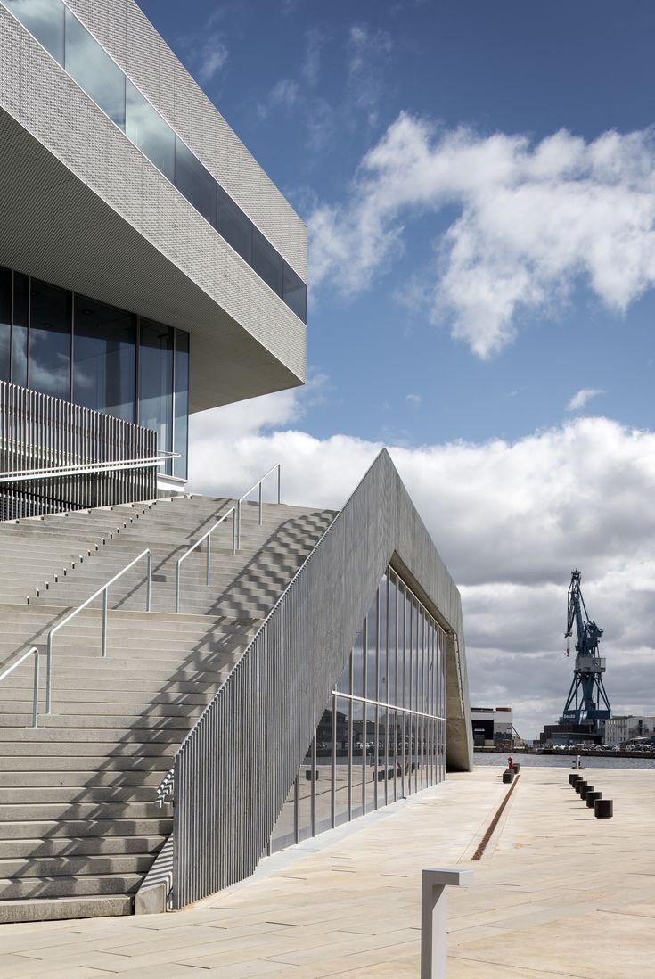 Gallery of Dokk1 / schmidt hammer lassen architects - 2