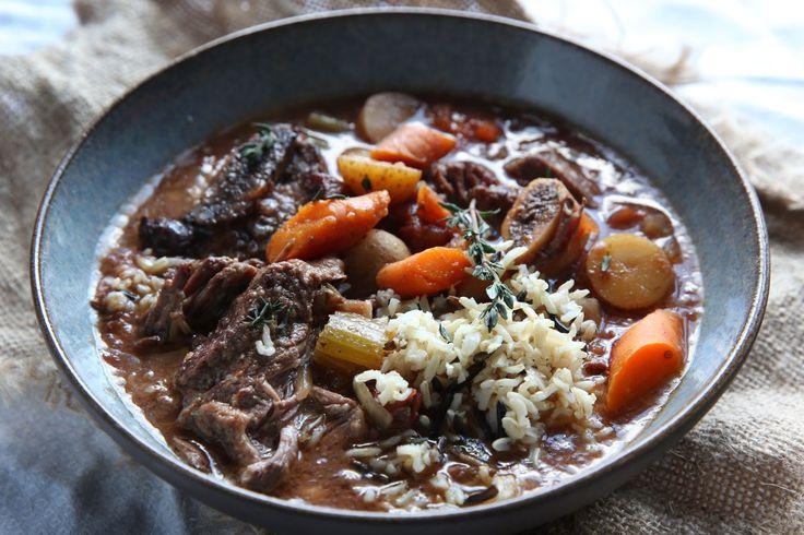 Slow-Cooker Short Rib Stew
