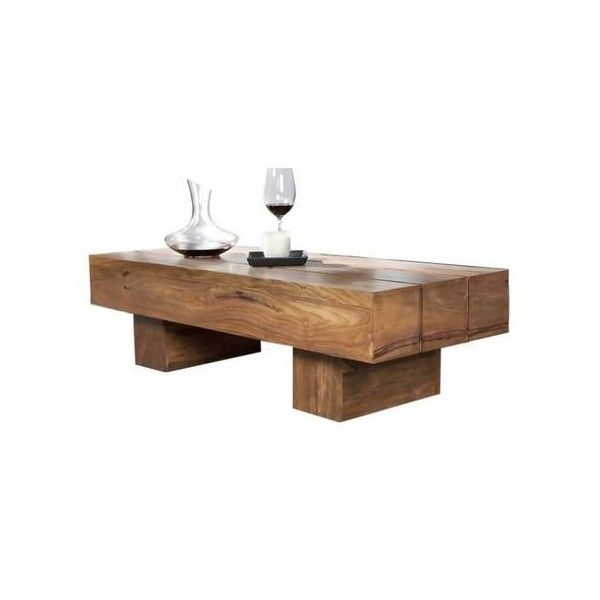 Sheesham Wood (Rosewood) Reactive Low Hight Coffee Table (Brown) ❤ liked on Polyvore featuring home, furniture, tables, accent tables, brown furniture, rosewood coffee table, brown table, sheesham wood furniture and sheesham coffee table